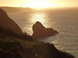 North Pembrokeshire sunset